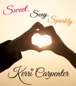 Sweet. Sexy. Sparkly. Author Kerri Carpenter